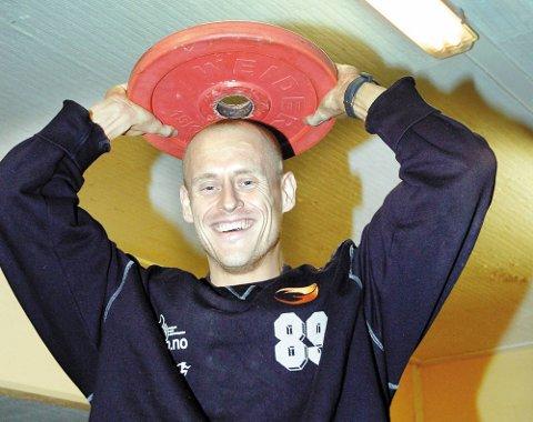 Satser: Jørn Pettersen har mye å gjøre for tiden. Han driver nå tre treningssentere sammen med kona, Aslaug Lia Pettersen.