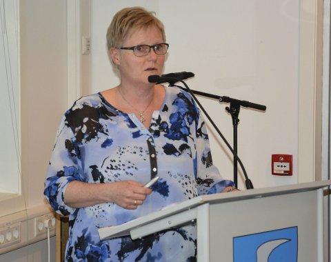 NAV-leder: Åse Selaasdal var ikke klar over at Tvedestrand lå så høyt over de andre kommunene i Aust-Agder når gjaldt sosialhjelps-utbetalinger i fjor. Hun forteller at det er nedsatt et utvalg som skal se nærmere på hvorfor disse ubetalingene er blitt så høye. Arkivfoto