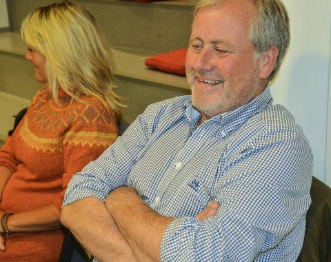 Morten foss: Ble nedstemt i formannskapet, men i kommunestyret klarte han å snu samtlige, utenom de fire representantene fra Xtra-lista. Arkivfoto