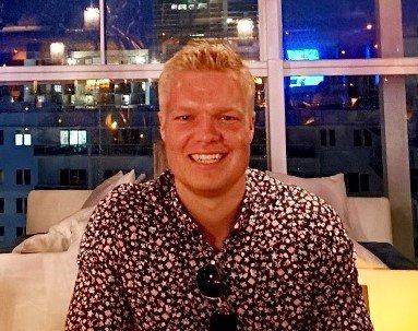 Flyttet: Tor bor og jobber i Bergen, og trives godt i jobben som energimontør.