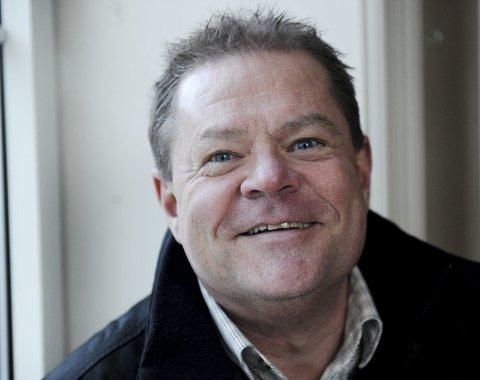 HAR PLANER: Kommunaldirektør i Tønsberg kommune, Jan Eide.