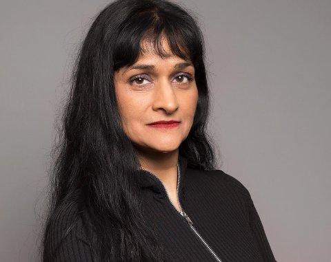BEDRE RUSOMSORG: Rubina Mushtaq Rikheim i Ås Høyre mener rusomsorgen kan bli bedre.