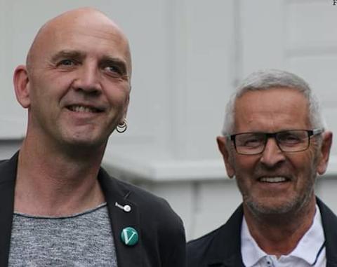 IMOT: Både Finn Kydland og Reidar Gausdal i Venstre reagerer på Erling Aagesens leserinnlegg i dagens Agder.