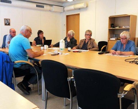 God respons: Nav-leder Berit Woie-Berg (t.h.) fikk god respons fra formannskapet på henvendelsen fra flyktningene i kommunen.