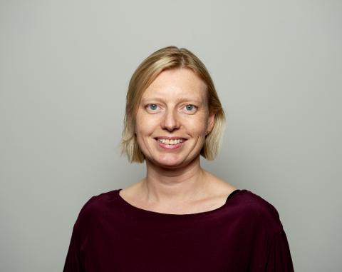 Vakthavende meteorolog i Storm Geo, Camilla Albertsen, har gode nyheter for de kommende dagene. Foto: Storm Geo