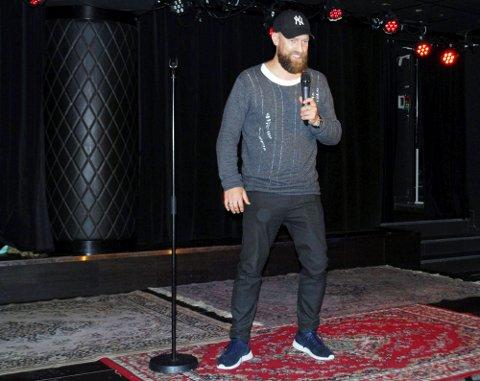 Ørjan Burøe tar oppgjør med egne fordommer i showet sitt på Lille Ole Bull Scene denne høsten. Premieren går av stabelen allerede i kveld.