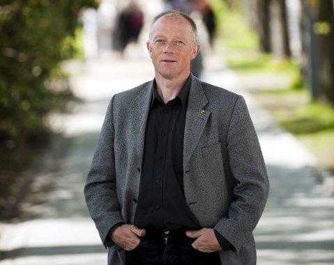 Regiondirektør Per Sigurd Våge i Kriminalomsorgen region vest.