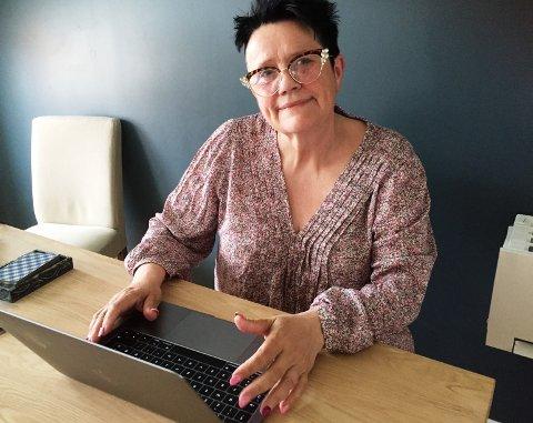 - Nå virker maskinen igjen, forteller Anne Grethe Knutsen. Hun synes det er viktig å få få fram at reparasjon ikke trenger å være så dyrt.