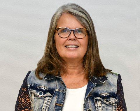 GLAD: Inger Lise Hallgren er klinikkdirektør for prehospitale tjenester i Vestre Viken helseforetak.