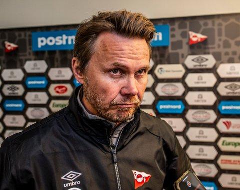 Bjørn Johansen og resten av FFK venter fortsatt på når man igjen kan få lov til å spille kamper.