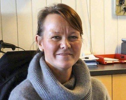 NY KUNDEVEILEDER: Med 26 år bransjeerfaring i bagasjen er Anne Vengsholt klar til å ta fatt på jobben som kundeveileder hos Harestua Auto