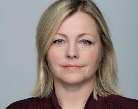 HAR FÅTT MED SEG BOIKOTTPLANEN: Partisekretær i Ap, Kjersti Stenseng, opplyser at partiet sentralt har bidratt til et bedre helsetilbud i Alta og at de jobber videre med dette.