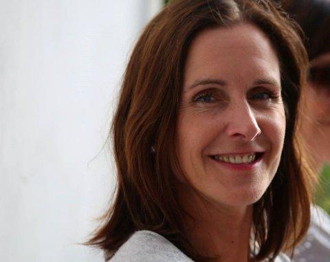 Mette Cecilie Sandvik er sekretær for råda, og tar seg av innkalling, referat, møteprotokoll og anna. Foto: Privat