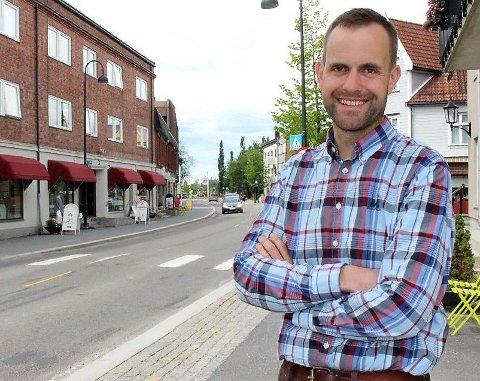 – SPENNENDE: Knut-Magne Bjørnstad (Sp) mener Markens Grøde er et flott utstillingsvindu for Rakkestad.