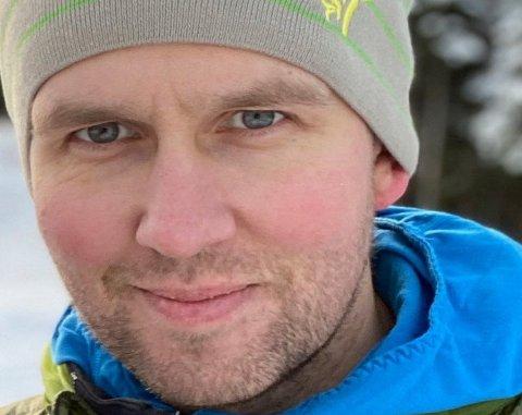 GOD KOLLEGA: Avdøde Kristian Løvlie (34) beskrives av kollegene som en god venn de alltid kunne spørre til råds.