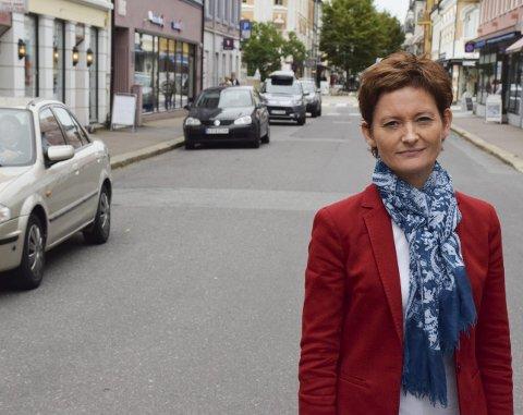 BILFRITT SENTRUM: At en Høyrepolitiker (Anne Strømøy) foreslår dette, er uforståelig, skriver Per Arnold Backe. Foto: Morten Fredheim Solberg