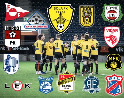 [b]SESONGSTART: [/b] Sola FK har som mål å overraske storlagene denne sesongen.