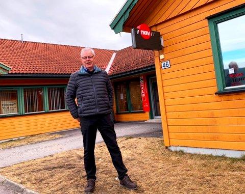 FOR NAV I SILJAN: - Ikke svekk eller fjern Nav-kontoret vårt, er det klare budskapet til ordføreren i Siljan, Kjell Sølverød.