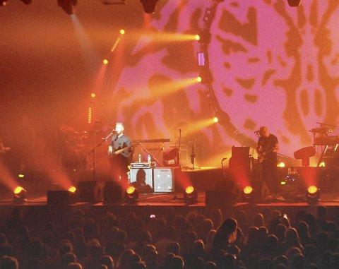 Brit Floyd laget en strålende konsert i Braatthallen i fjor. Torsdag er de tilbake. Foto: Jan Ø. Jensen