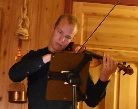 Odd Sonntag er tillitsvalgt for Creo i Operaen i Kristiansund.