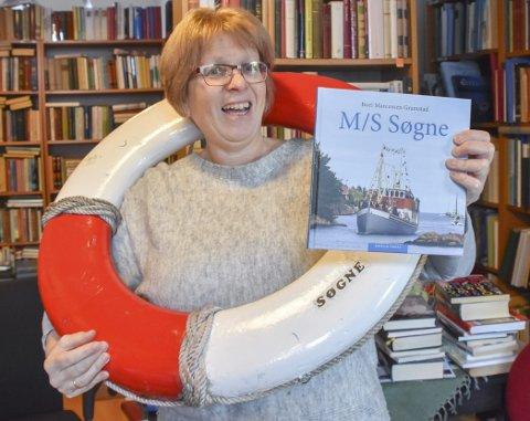 Litterær jubilant: - Vi skal lage liv i byen med en skikkelig bokfest og en skikkelig folkefest, lover Solveig Røvik, daglig leder i Bokbyen som i sommer kan feire 15-årsjubileum.