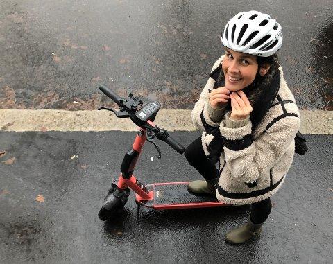 Statens vegvesen har anbefalt en rekke nye regler for bruk av elsparkesykler. (Foto: Henriette Erken Busterud)