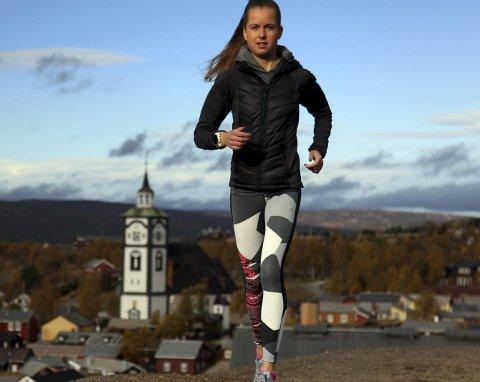 Stø kurs mot toppen: Ingeborg Nordaune er ambisiøs og sikter høyt. Jenta fra Ålen satser hardt, og klaffer alt står hun på startstreken da OL arrangeres i Tokyo om fire år. Alle Foto: Henning Smedås