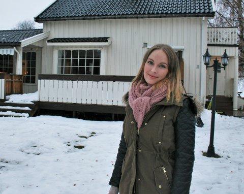 EKKELT: Veronica Håkensbakken (32) var åpen om at hun trengte økonomisk hjelp før jul, men responsen hun fikk var særdeles upassende.