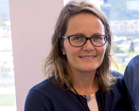 Kommunalsjef Heidi Eriksen Laksaa mener Narvik kan bli en god leverandør av pasienttjenester - om alle støtter opp om det.