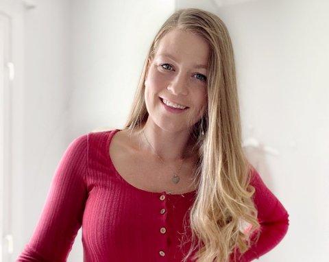 STERK OPPLEVELSE: Mari Ringen Gråberg har hatt vonde svangerskapsopplevelser tidligere, og grudde seg til fødsel nummer to. Det ble en nedkomst utenom det vanlige.