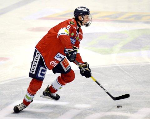 Sverre Rønningen har signet en avtale med Lillehammer IK fram til 2022.