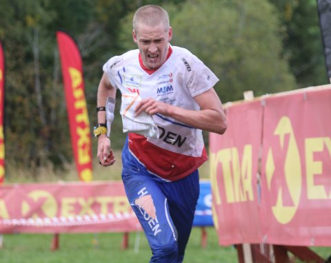 Olav Lundanes løp inn til bronse under langdistansen i NM.