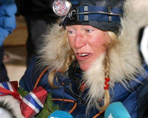 BRUTT: Inger Marie Haaland har valgt å bryte FL1200.