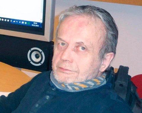 FORKLARER: Prosjektleder for drift og vedlikehold, Statens vegvesen i Finnmark, Torvald Tretteskog