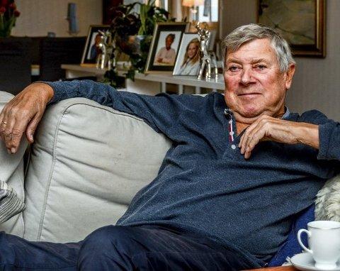 Arnstein Hansen forteller fra sitt musikerliv og om Tivoli på brygga på 1950 og 60-tallet.