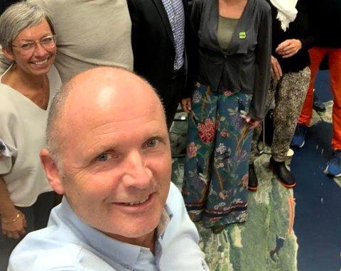 Tor Petter Ekroll, Senterpartiet