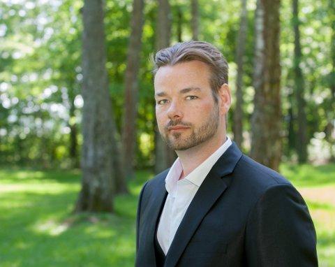 Michael Winger kommer til Trondheim for å hjelpe til i jakten på Odin.