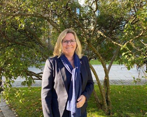 BEKYMRET: Anne Kristine Linnestad legger ikke skjul på at hun er bekymret over situasjonen.