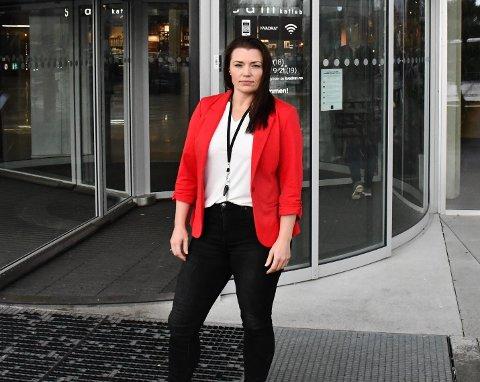 Renate Hjørnevik og Kvadrat vil ikke være en arena for politiske kampanjer.