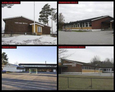 MÅ VELGE: Eidsbergs lokalpolitikere må velge hvilken skolestruktur kommunen skal ha.