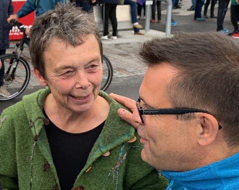 Kristin Sørheim (Sp) gikk sammen med Frank Sve (bildet) og Tove-Lise Torve om å foreslå å flytte vegvesen-arbeidsplasser fra Molde til Kristiansund. Det er ikke populært i ROR.