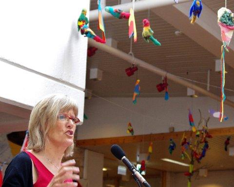 Stortingsrepresentant Karin Andersen (SV) har spurt kultur- og moderniseringsministeren om arkivsaken på Tynset.