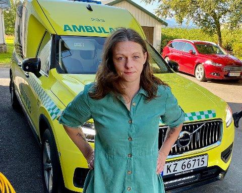 Avgjørende: – For oss som har veldig lang reisevei til sykehuset er en fungerende jordmortjeneste av avgjørende betydning, sier ordfører Britt Kristoffersen. Det samme gjelder ambulansetjenesten.