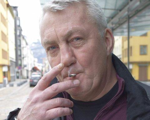 AP-RETUR: Roar Abrahamsen (61) går tilbake til Arbeiderpartiet.
