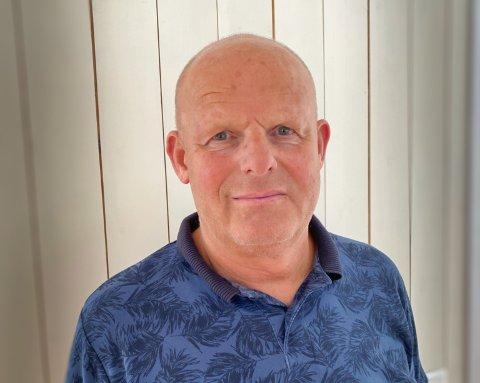 Baker: Arild Hegreberg har jobbet på Coop Mega Bakeri i over tre tiår.