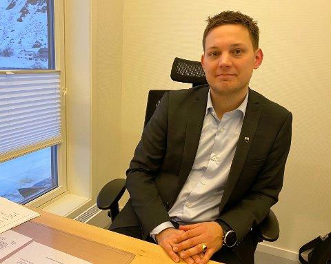 Ordfører Sigurd Rafaelsen