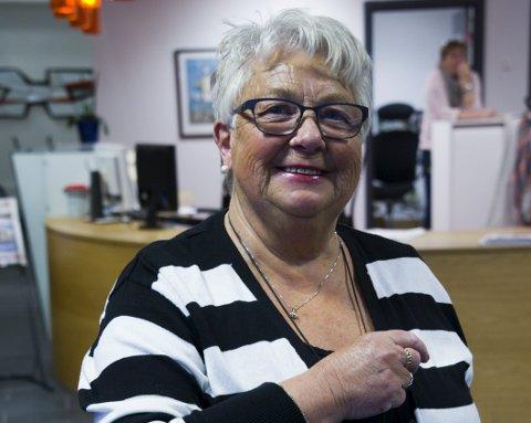 For Laila Kristiansen var kollegene i avisen nærmest hennes andre familie, og for mange i avisen var hun nærmest som en ekstra mor.