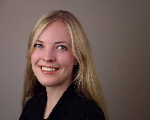 KUNSTINTERESSERT: Ragne Victoria Kolaas Stauri.