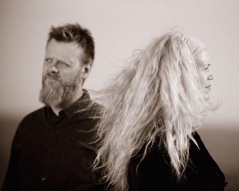 EFTASJAZZ: Kristin og Kvistum spiller på Huset i Brandbu lørdag ettermiddag.