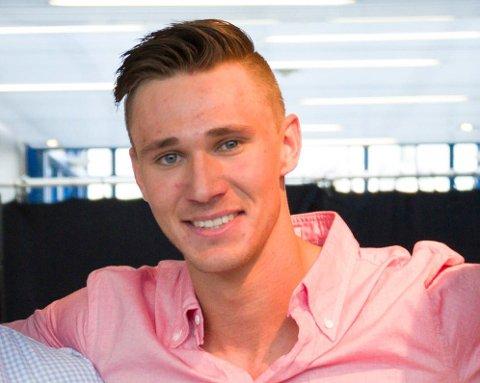 HTH-SPILLER: Kristoffer Stenberg Henriksen.